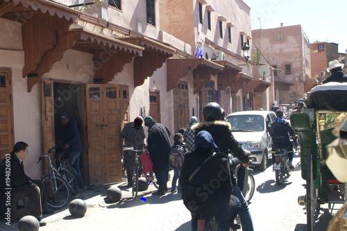 Papiers peints Maroc Marrakech