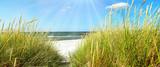 Ostsee - Dünen und Meer