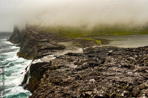 Foto op Plexiglas Landschappen See ins Meer