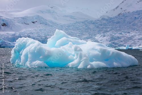 Tuinposter Antarctica Iceberg Antarctica