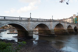 Bridge at Richmond, Surrey, England - 194870377