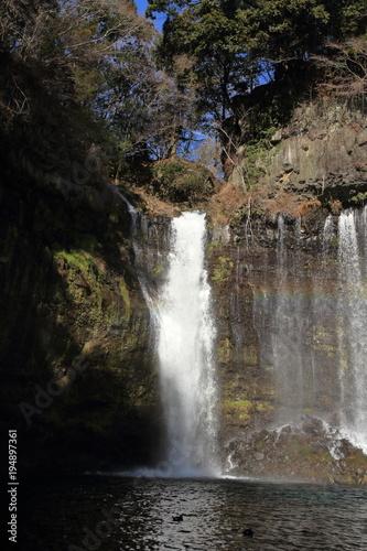 Aluminium Zwart 白糸の滝