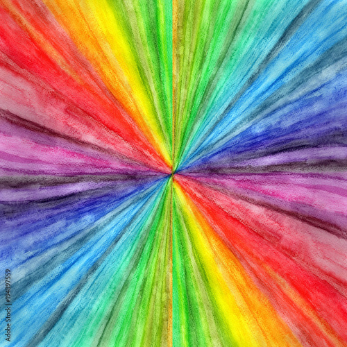 abstract hand drawn background - 194897559