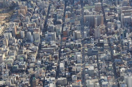 Aluminium Tokio 東京都の風景(東京都)
