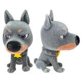 Figurine Souvenir Dogs Wall Sticker