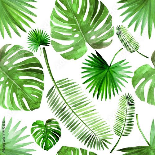 mozaika-tropikalnych-lisci
