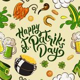 St.Patrick 's Day.  - 194993702