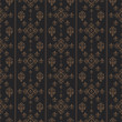 Seamless Damask Wallpaper Vector Art - 195007750