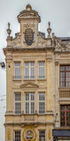 Historic building on the Grote Markt in Leuven, Belgium - 195024984