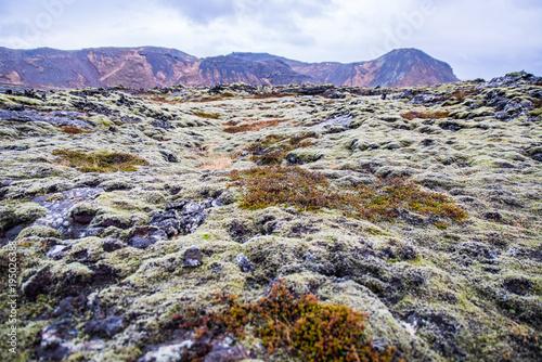 Papiers peints Bleu ciel Icelandic landscapes