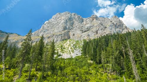 Foto op Canvas Natuur Beautiful mountains of Durmitor National Park, Montenegro