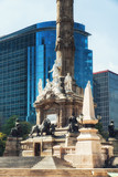 The Angel monument to Independence in Mexico DF Paseo Reforma