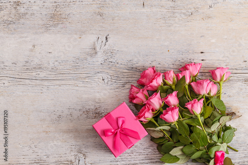 Fototapeta Floral composition