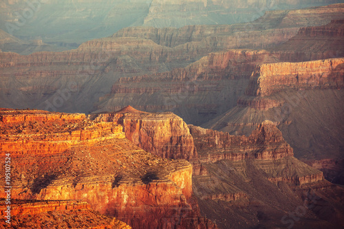 Fotobehang Galyna A. Grand Canyon