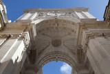 City of Lisbon Portugal Arco da Rua Augusta - 195140556
