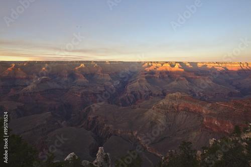 Aluminium Chocoladebruin Grand Canyon