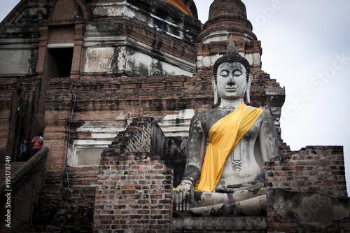 Papiers peints Buddha Wat Yai