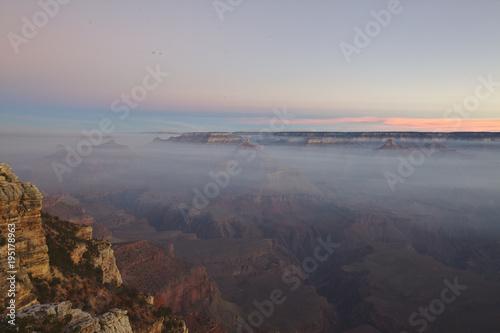 Aluminium Bleke violet Grand Canyon