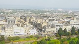 View of Edinburgh City from Above - 195185548
