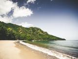 Kahana Bay Beach, Oahu, Hawai'i