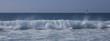 Gran canaria Spain. Maspalomas. Coast ocean waves