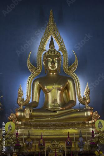 Papiers peints Buddha Thailand Bangkok Buddhist temple Buddha