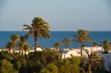 Das Mittelmeer vor Tunesien