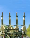 anti-aircraft missiles - 195331756