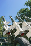 anti-aircraft missiles - 195331771