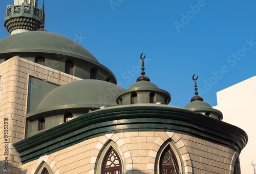 Foto op Canvas Dubai Moschee in Dubai