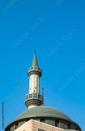 Staande foto Dubai Moschee in Dubai