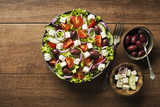 Greek salad - 195360320