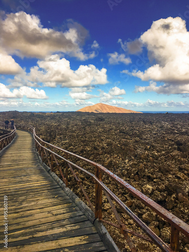 Railroad isole canarie