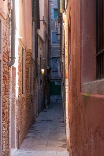 Wall Murals Narrow alley Venedig
