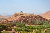 Kasbah ait ben haddou (Morocco)