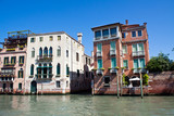 Venice, view from canal Grande - Italy