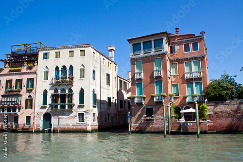 Foto op Canvas Venetie Venice, view from canal Grande - Italy