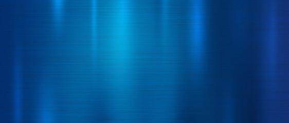 Blue metal texture background vector illustration