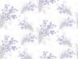 vector floral spring pattern.. - 195446570