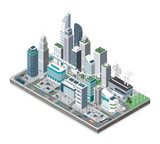 Smart city and technology - 195451921