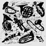 Духовые инструменты - 195475193