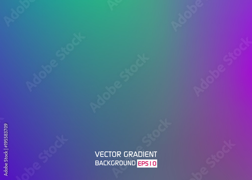 Abstract vector mesh background, color gradient