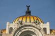 mexico city, art palace