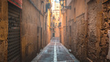 Old Spanish alley