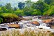 Waterfall scenery near Bhimashankar - 195603959