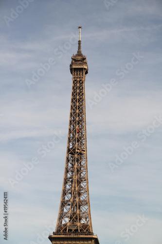 Foto op Canvas Eiffeltoren Torre Eiffel
