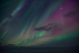 Islanda, aurora boreale