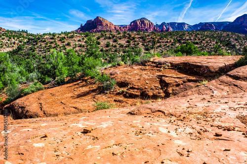 Katedry skała w Sedona, Arizona