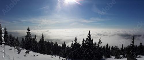 Winter mountains - Krkonose - Czech © Comee