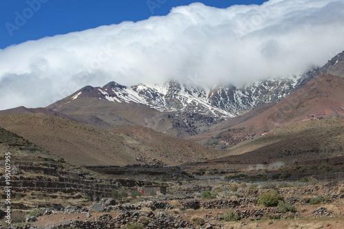 Papiers peints Maroc アトラス山脈